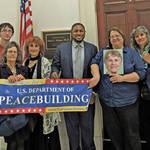DoP Advocates at Rep. Alma Adams' (NC) Office 9/18