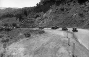 White's Hill, late 1940s