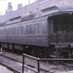 CB&Q #92 - Pullman Business Car. Similar to Hayden's Pullman #93. <span>© Railfan44 rrpicturesarchi </span>