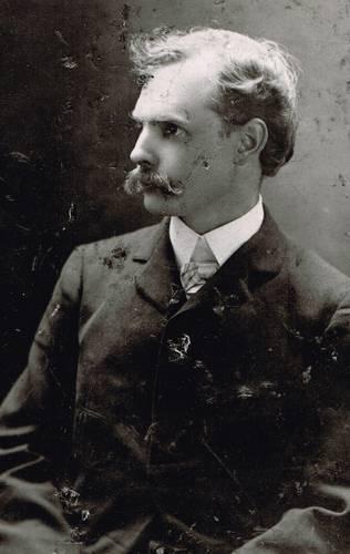 Harris S. Allen, circa 1900 <span>© Allen Family Coll </span>