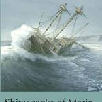 Detail front cover of Shipwrecks of Marin by Brian K. Crawford
