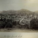 View of San Rafael in the mid 1880s.