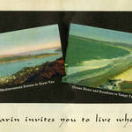 Marvelous Marin brochure, circa 1940 <span>&copy; Anne T. Kent Room </span>