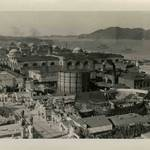 The Golden Gate as viewed from the Panama Pacific International Exposition, 1915. <span>&copy; Anne T. Kent Room </span>