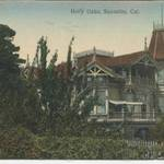 """Example of the kind of villa the """"Sausalito Herald"""" expected to """"cover"""" the eastern slope of our county from Sausalito to San Rafael with the revitalization of San Francisco's neighborhoods near the city's northern waterfront. <span>&copy; Anne T. Kent Room/Staley </span>"""