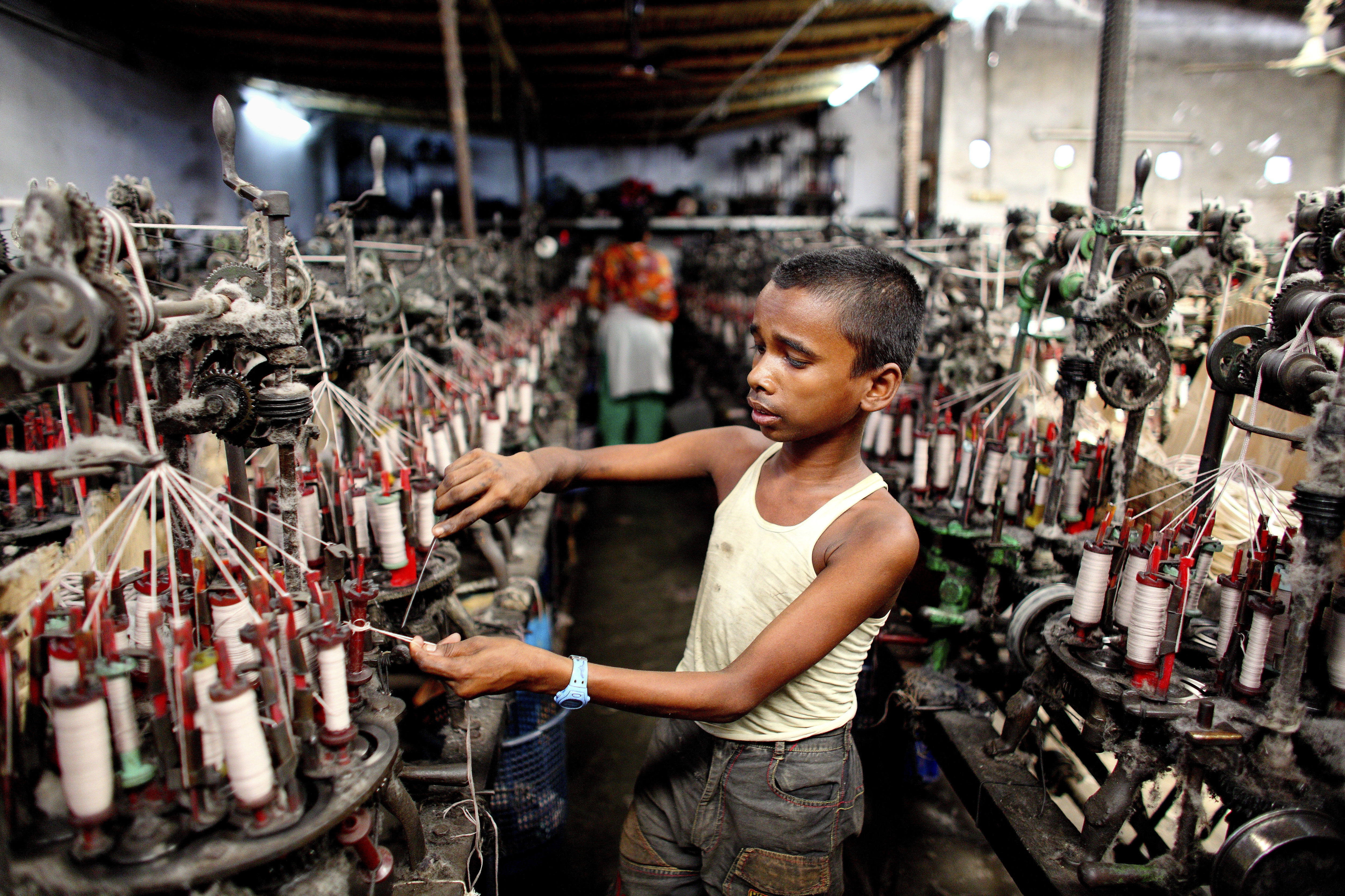 child labour in the fashion supply chain 6 million children are in forced labour
