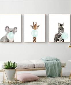Animal poster, Animals Art Print