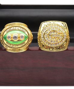 Green Bay Packers World Championship Ring Men Gift !!