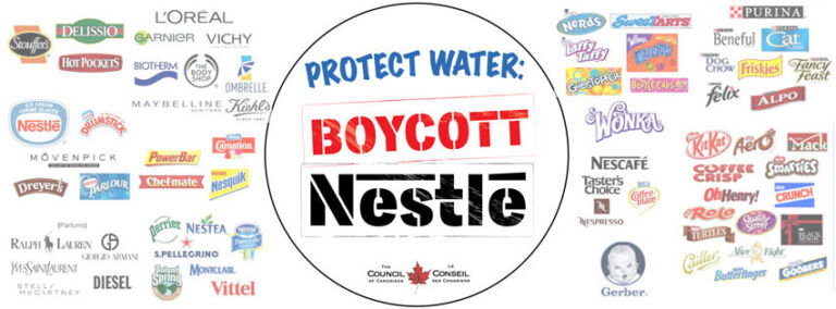 The Case Against Nestle • Lakota People's Law Project