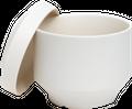 White Scandinavian Ceramic