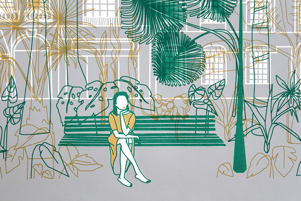 Nostalgie tropicale, Priscillia Jorge - 1