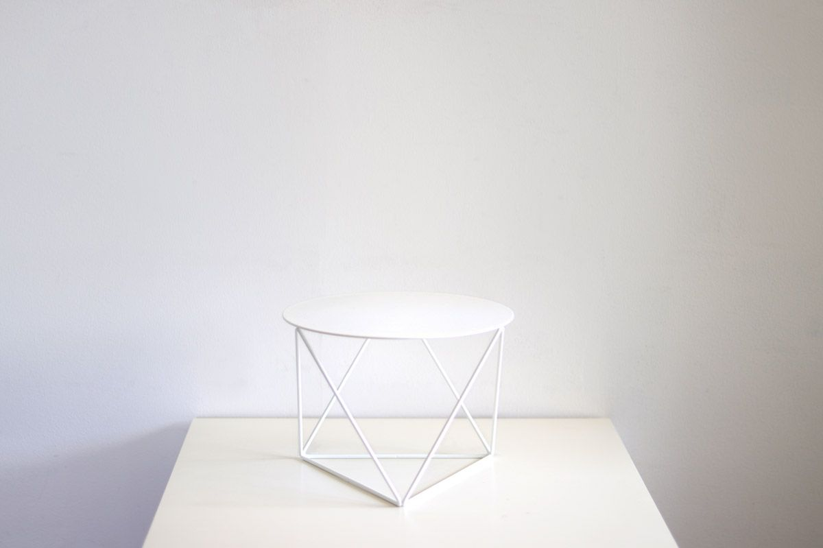 Octahedron Plant Stand Short