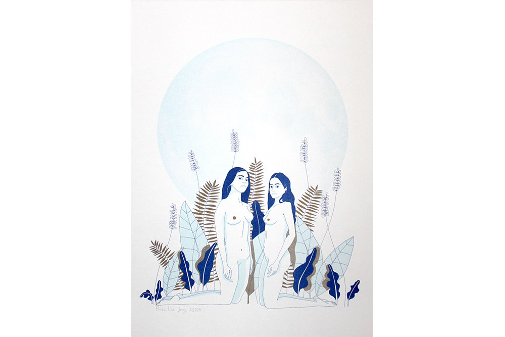 Pleine lune, Priscillia Jorge - 0