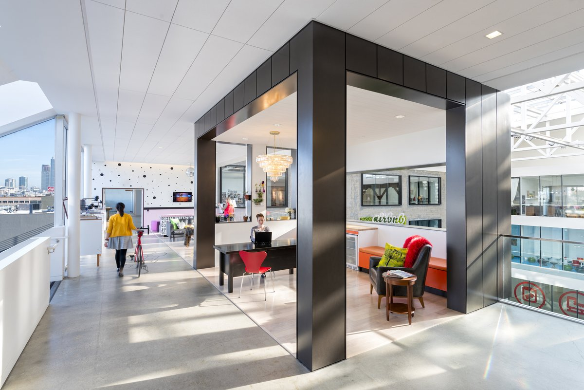 airbnb office london. AirBnB Company Photo Airbnb Office London