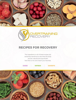 Recipes for Recovery Cover
