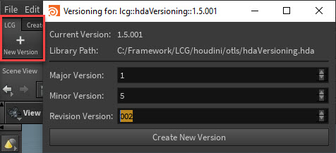 Hda Versioning - Automation