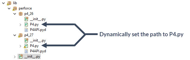Python-dynamic-environment-configuration