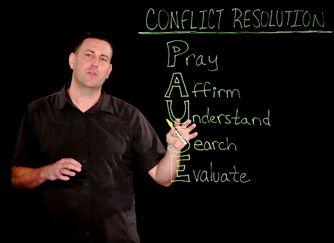 90 Second Leadership – Conflict Resolution
