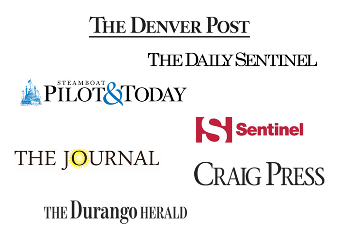 Endorsed by newspapers across the state