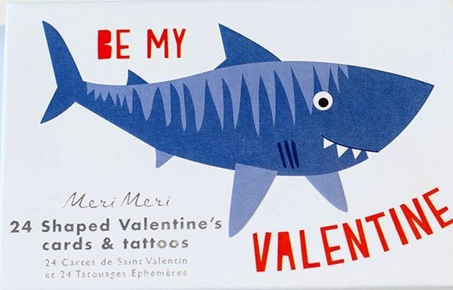 Shark-Valentine-Card-Set-1