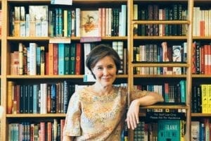 Ann Patchett photo by Heidi Ross.