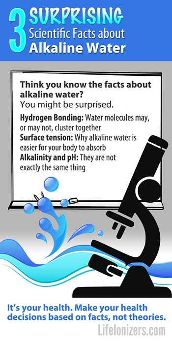 3 Surprising Scientific Facts about Alkaline Water