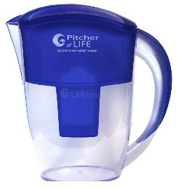 Image of Pitcher of Life - alkaline water filter pitcher