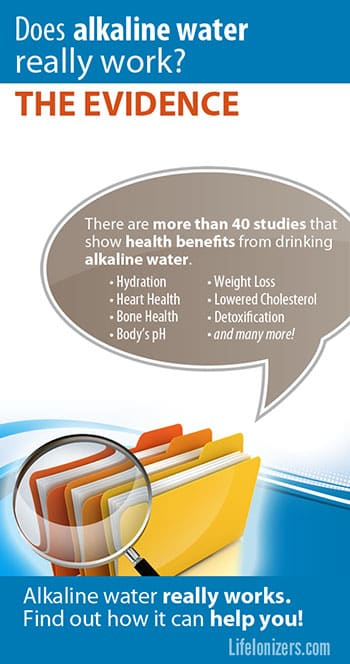 Does alkaline water really work? The Evidence