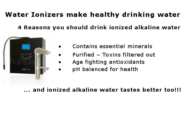 Do Water Ionizers Really Work?