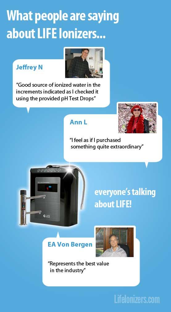 Best Alkaline Water Machine Reviews 2014