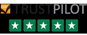 TrustPilot Review 5 Stars