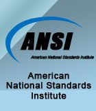 American National Standards Institute Certified