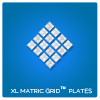 Life Matrix Grid XL Technology Icon