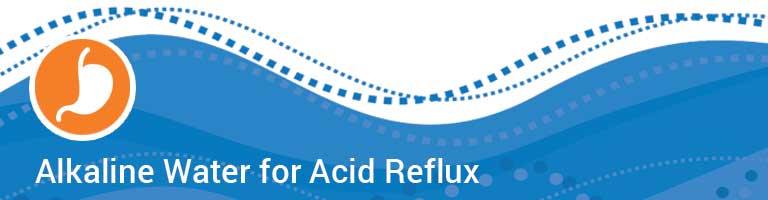 alkaline water benefits for acid reflux