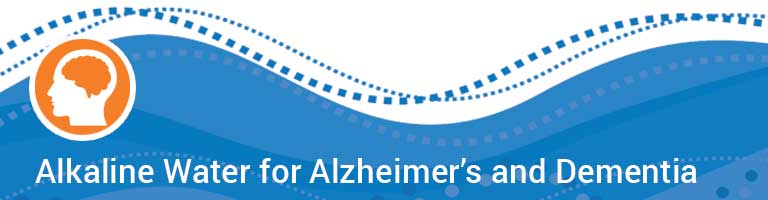 alkaline water benefits for alzheimer dementia brain