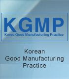Korean good manufacturing practice.