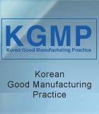 Korean good manufacturing practice.