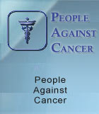 People Against Cancer Logo