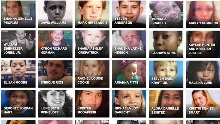 National Missing Children's Day 2019 Help Us Find Them | Live Media