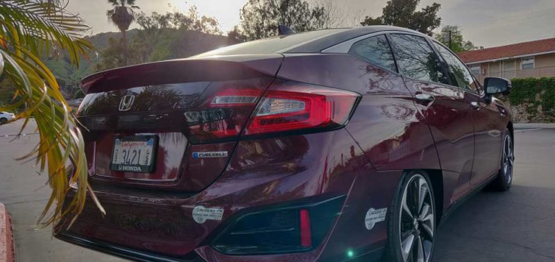 Honda Clarity FCV Review | Live Media