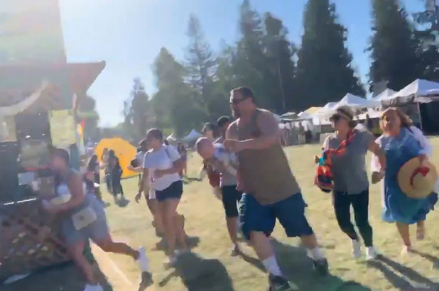 Three dead at the festival shooting in Silicon Valley, 12 more injured - LiveFeed