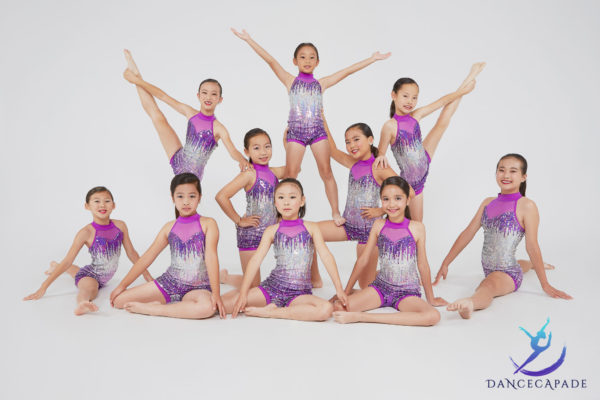 Studio Photography - Dancecapade
