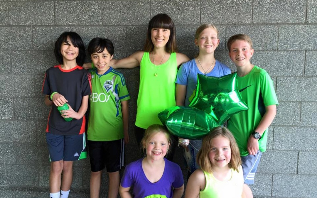 Wade King Elementary School with Angeli VanLaanen