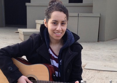 Ashley – Aspiring Musician
