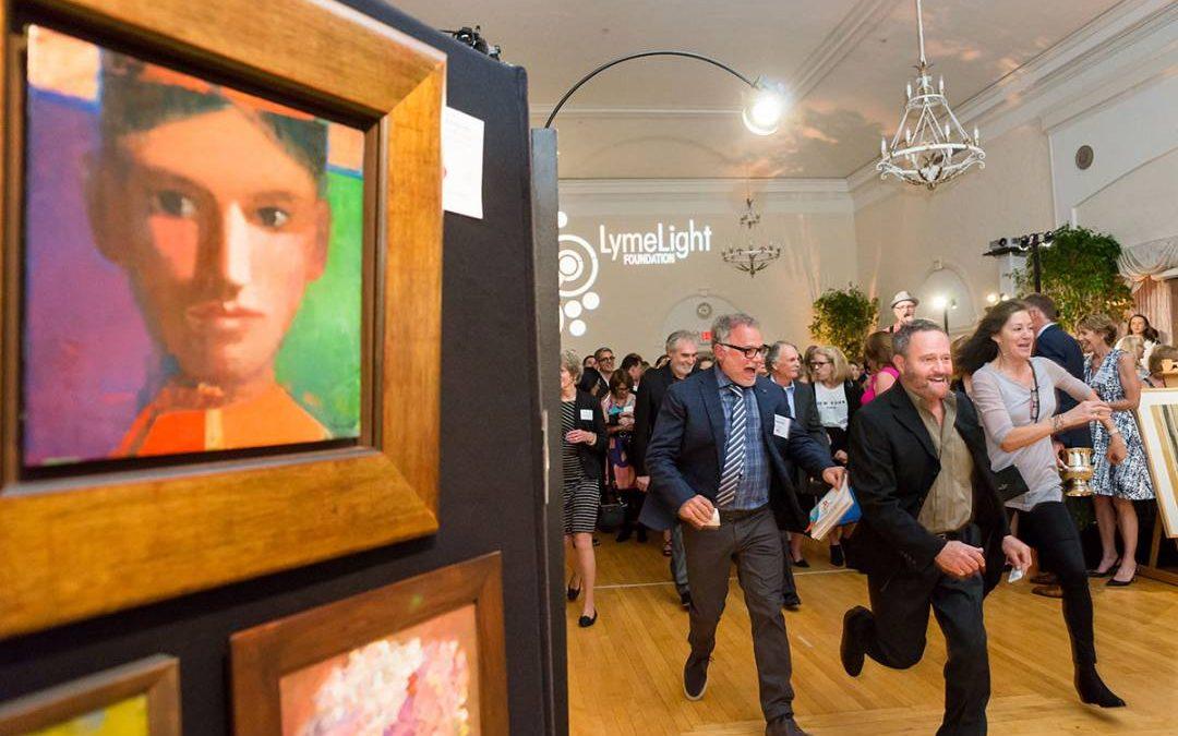 LymeLight Foundation Dart for Art 2016