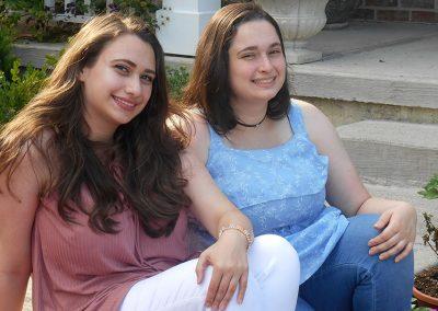 Sarah and Deanna – A Bright Future