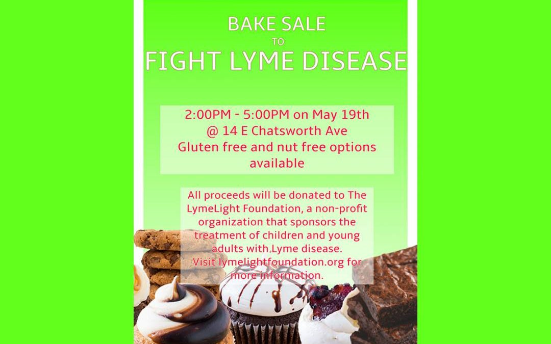 Sophie's May Lyme Awareness Bake Sale Image