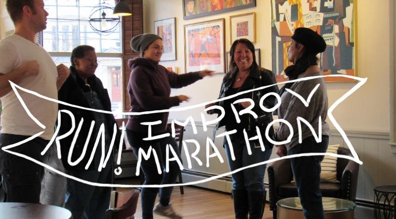Run! Improv Marathon