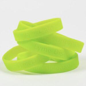 Lyme Awareness Bracelets