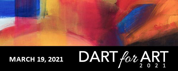 Dart for Art 2021 Banner